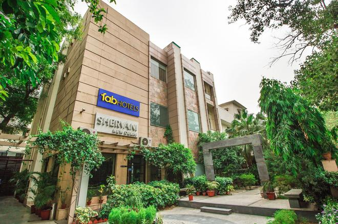 Fabhotel Prime Shervani - Νέο Δελχί - Κτίριο