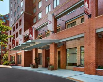 Residence Inn by Marriott Boston Cambridge - Cambridge - Edifício