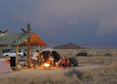 Sossus Oasis Camp Site - Sesriem