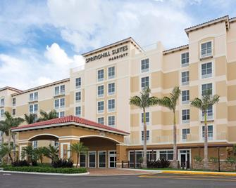 SpringHill Suites by Marriott Fort Lauderdale Miramar - Miramar - Building