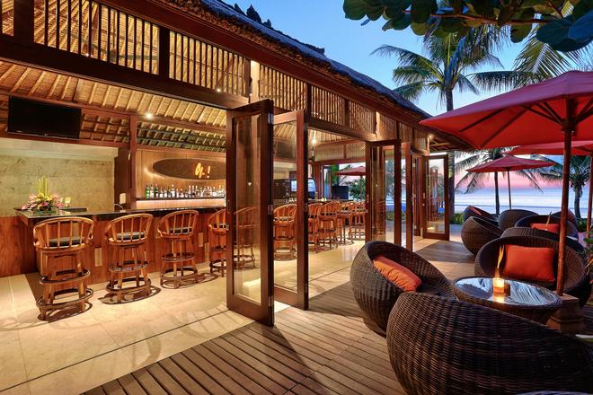 Legian Beach Hotel - Kuta - Bar