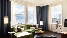 The Alexis Royal Sonesta Hotel Seattle - Seattle - Stue