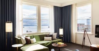The Alexis Royal Sonesta Hotel Seattle - סיאטל - סלון