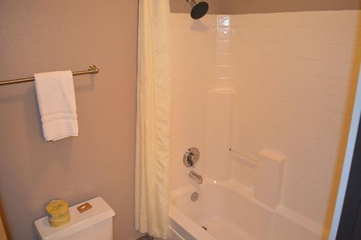 The Ashley Inn & Suites - Lincoln City - Μπάνιο