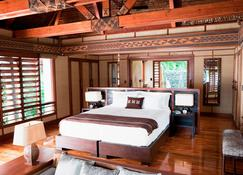 Likuliku Lagoon Resort - Adults Only - Malolo Island - Bedroom