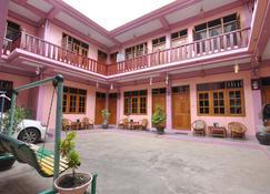 丹瑞納迪旅館 - 蒲甘 - 建築