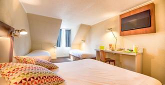 Campanile Deauville Saint-Arnoult - דואו-וויל - חדר שינה