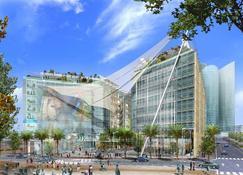 The Boulevard Arjaan by Rotana - Amman - Building