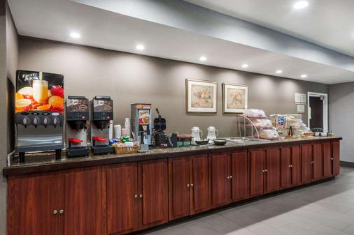 Hawthorn Suites by Wyndham Columbus West - Columbus - Buffet