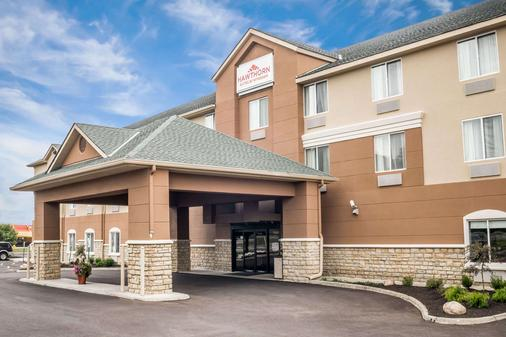 Hawthorn Suites by Wyndham Columbus West - Columbus - Gebäude