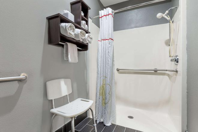 Hawthorn Suites by Wyndham Columbus West - Columbus - Baño