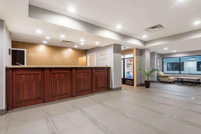 Hawthorn Suites by Wyndham Columbus West - Columbus - Recepción