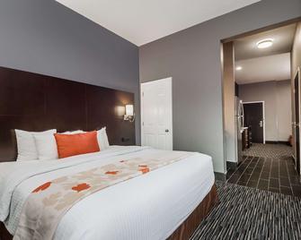 Hawthorn Suites by Wyndham Columbus West - Columbus - Camera da letto