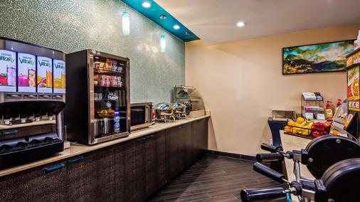 Best Western PLUS Sanford Airport/Lake Mary Hotel - Sanford - Buffet