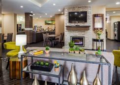 Best Western PLUS Sanford Airport/Lake Mary Hotel - Sanford - Lobby