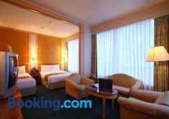 大使商務飯店 - 花蓮市 - 臥室