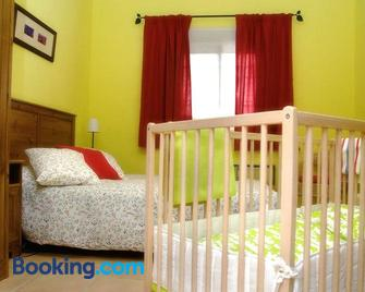 Bienestar Rural Los Molinos - Алькасар-де-Сан-Хуан - Bedroom