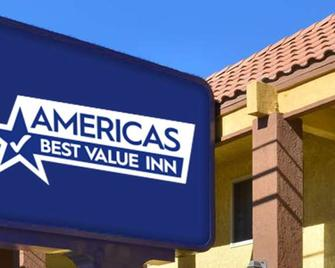 Americas Best Value Inn Pharr - Pharr - Outdoors view