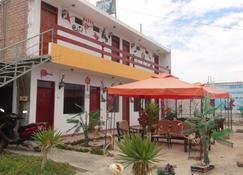 Hostal El Sueno de San Martin - Paracas - Edificio