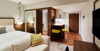 Residence Inn by Marriott Aberdeen - Aberdeen - Bedroom