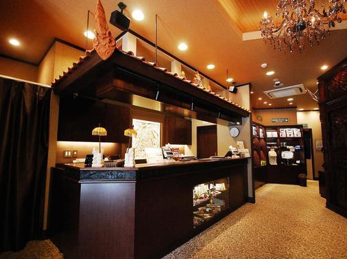 Capsule Hotel Anshin Oyado Akihabara - Tokio - Vastaanotto