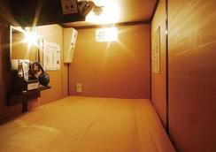 Capsule Hotel Anshin Oyado Akihabara - Tokio - Makuuhuone
