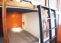 Knock Knock Hostel - Kaohsiung - Bedroom