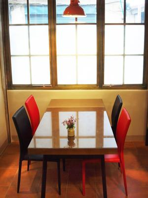 Knock Knock Hostel - Kaohsiung - Dining room