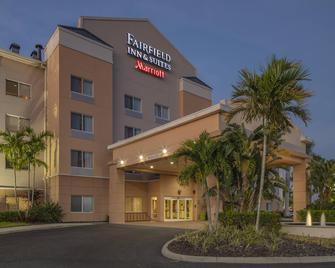 Fairfield Inn & Suites by Marriott Venice - Venice - Building