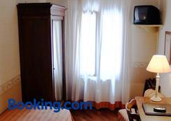 Hotel La Calcina - Venice - Bedroom