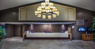 Waipuna Hotel & Conference Centre - Auckland - Front desk