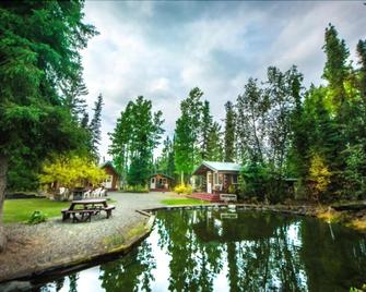 A Cabin by the Pond - Soldotna - Outdoors view