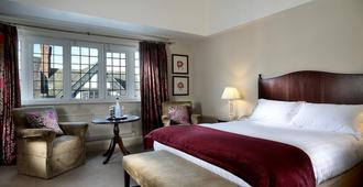 Macdonald New Blossoms Hotel - Chester - Camera da letto