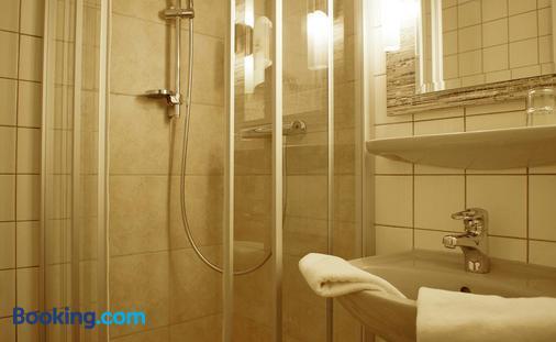Hotel Am Obermarkt - Freiberg - Bathroom