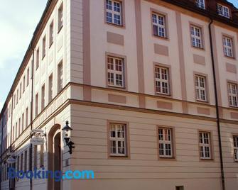 Hotel Am Obermarkt - Freiberg - Gebäude