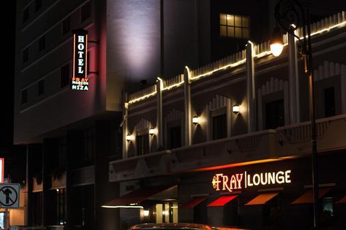 Hotel Fray Marcos de Niza - Nogales - Building