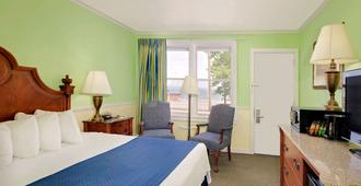Days Inn by Wyndham Bar Harbor - Bar Harbor - Makuuhuone