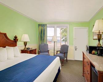 Days Inn Bar Harbor - Bar Harbor - Camera da letto