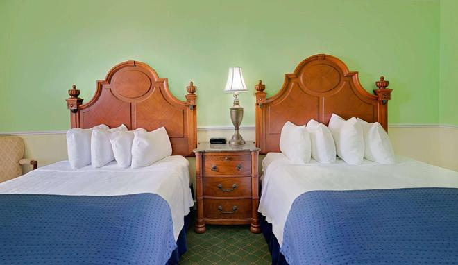 Days Inn by Wyndham Bar Harbor - Bar Harbor - Bedroom