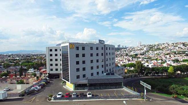 Domun Hotel - Santiago de Querétaro - Κτίριο