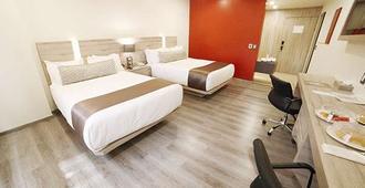 Domun Hotel - Santiago de Querétaro - Schlafzimmer