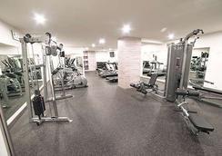 Domun Hotel - Santiago de Querétaro - Γυμναστήριο