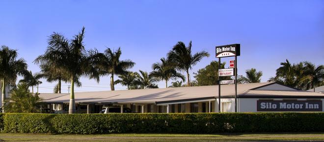 Silo Motor Inn - Biloela - Building