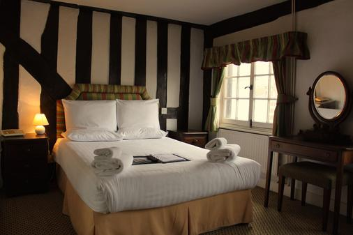 布洛克紅獅酒店 - 科爾賈斯特 - 科爾切斯特 - 臥室