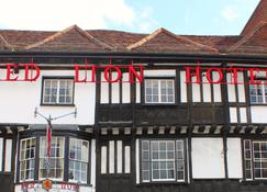 Brook Red Lion Hotel - Colchester - Building