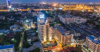 A-One Bangkok Hotel - Bangkok - Utomhus