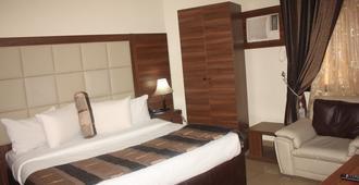 Presken Hotels & Resorts - Lagos - Bedroom