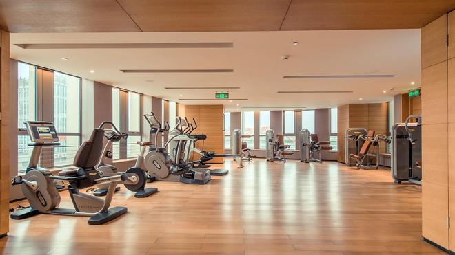 Pan Pacific Tianjin - Τιαντζίν - Γυμναστήριο