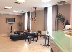 Hotel Ristorante Cervo - Somma Lombardo - Bedroom
