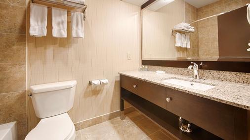 Best Western Plus South Edmonton Inn & Suites - Эдмонтон - Ванная